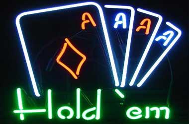 Hold'em Poker Tiger Gaming